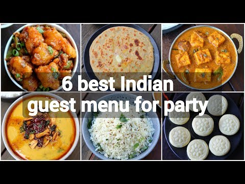 Indian Dinner Party Menu At Home Indian Dinner Party Recipes Guest Menu Ideas Indian Youtube